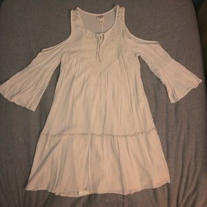 Cream colored Mossimo dress